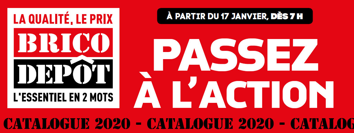 Brico Depot Les Catalogues 2020 Catalogues Brico Depot