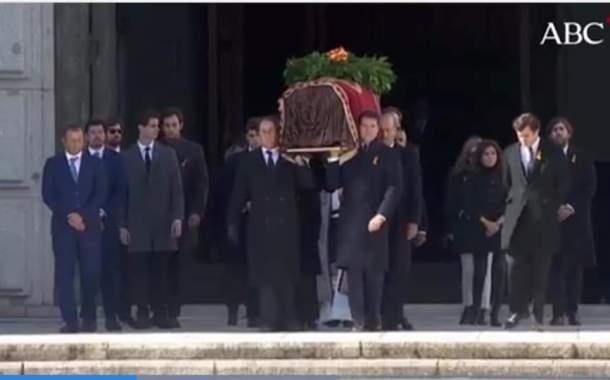 اسبانيا تتصالح مع ضحايا الدكتاتور فرانكو.
