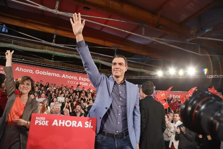 الإنتخابات التشريعية الإسبانية تكرس نفس الخريطة السياسية واليمين المتطرف ينتعش.