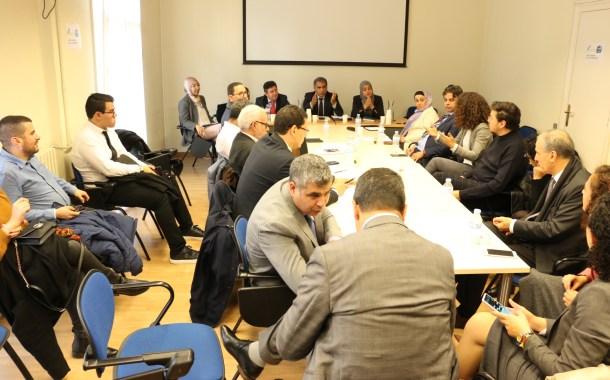 القاصرين الغير المرافقين وخطاب الكراهية بأوروبا اهم محاور لقاء المحامون من أصل مغربي ببرشلونة.