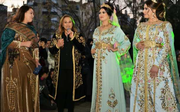 الفنان الشعبي طهور ينشط حفل بجهة خيرونا الإسبانية.