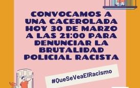 جمعيات وفعاليات مدنية تدين التدخل العنصري للشرطة ضد مهاجرة مغربية بمدينة بلباو الإسبانية.