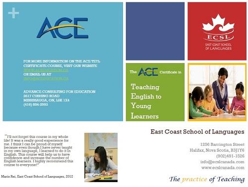 語学学校ECSL 児童英語教授法