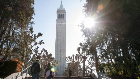The Campanile, UC Berkeley