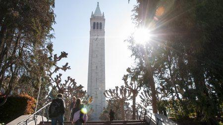 The Campanile, UC Berkeley