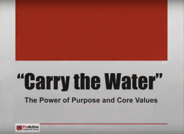 Carry the Water screenshot