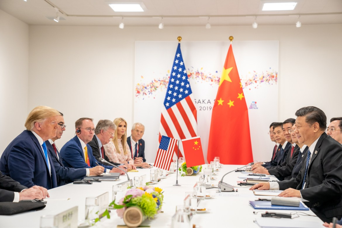 The United States' Use of Human Rights as a Bargaining Chip in its Trade War with China: Why Here? Why Now?