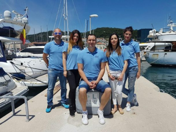 Central office Crew Catamaran Charter Italy