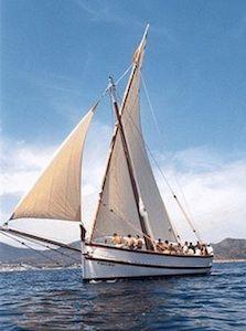 Location de bateaux Cadaques enterrement de vie de garçon