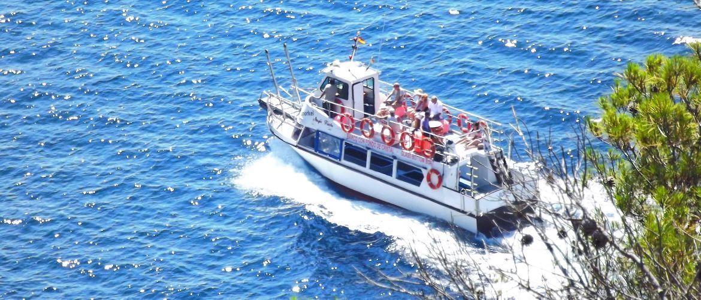 Charter de barcos en Platja d'Aro