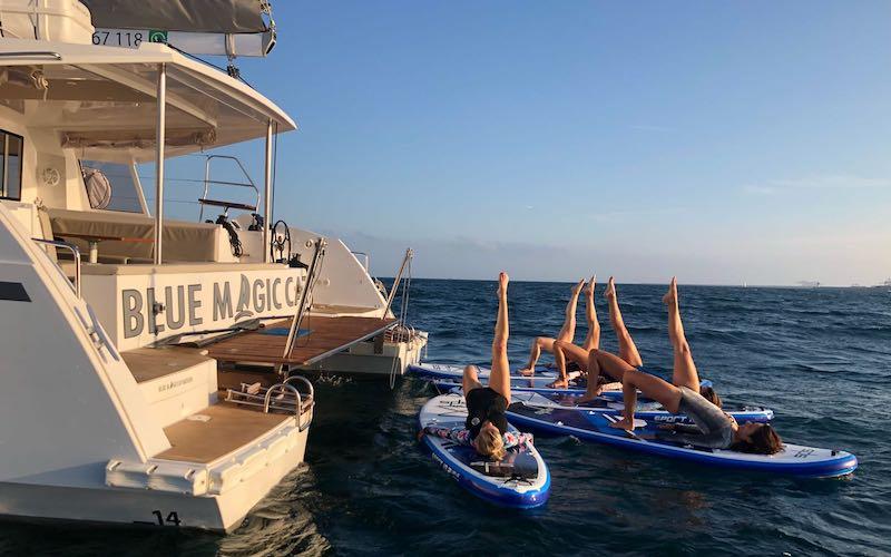 Lloguer de vaixells a Palamós