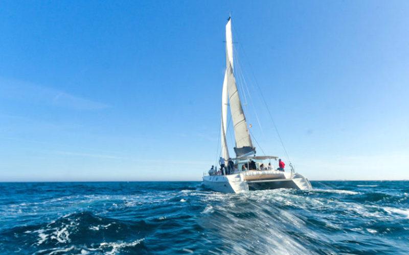 Location catamaran Costa Brava