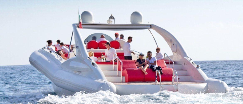 Yacht charter Tenerife