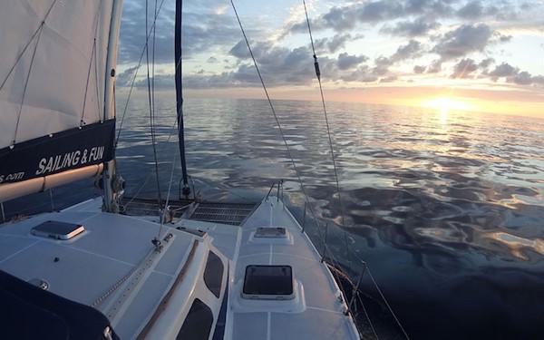 Catamarán Marhaba Sunset