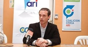fernando sanches cc-ari- coalicion civica ari, diputado fernando sanchez