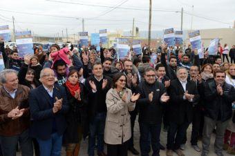 lucia corpacci, gobierno de catamarca, viviendas catamarca, valle chico catamarca