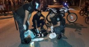 accidente vial catamarca, accidente motociclistas