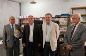 Tribunal de Cuentas Catamarca, Mardonio Díaz Martínez, Hugo Argerich, Víctor Villarroel,