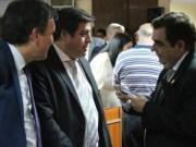 Armando Lopez Rodriguez, Marcelo Rivera, Fernando Jalil