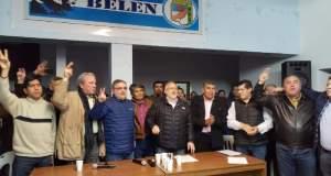 Ruben Dusso, Raul Jalil, Jorge Sola Jais