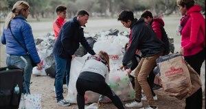 Fidel Saenz, Reciclar es Construir