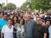 Lucia Corpacci, Raul Jalil, Susana Zenteno, Valle Viejo