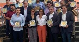 Lucia Corpacci, Rual Jalil, Sebastian Noblega, Roxana Paulon, Guillermo Ferreyra