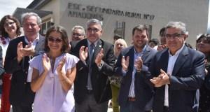 Lucia Corpacci, Ruben Dusso, Eduardo Menecier, Raul Jalil
