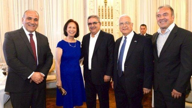 Raul Jalil, Jorge Moreno