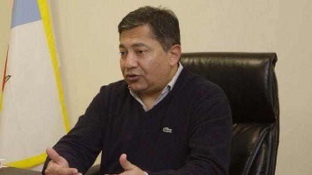 Rolando Contreras, valle viejo