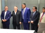 Raul Jalil, Daniel Telchi Rios, Fernando Jalil, Julio Taritolay