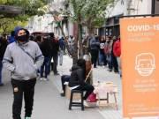 peatonal rivadavia, peatonal catamarca, distanciamiento social catamarca