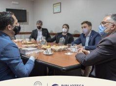 Rodrio Morabito, Jorge Sola Jais, Franco Dre, Gabriel Maruelli, Raul Barot