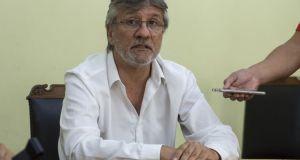 Guillermo Joao Andrada, Ministro Joao Andrada