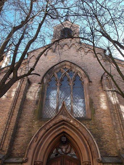 Gothenburg Church