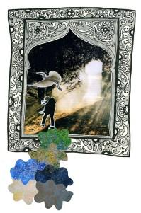 Dreamtime Collage © Catherine Cronin