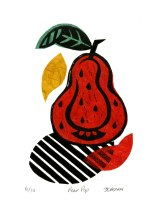 Pear Pop (© Catherine Cronin)