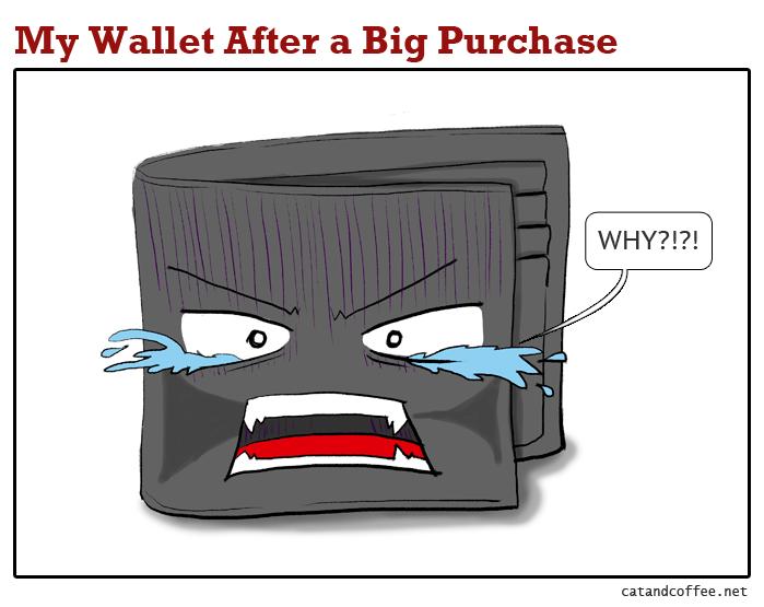 Sad Wallet