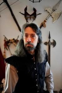 Fantasy Author Will Hahn