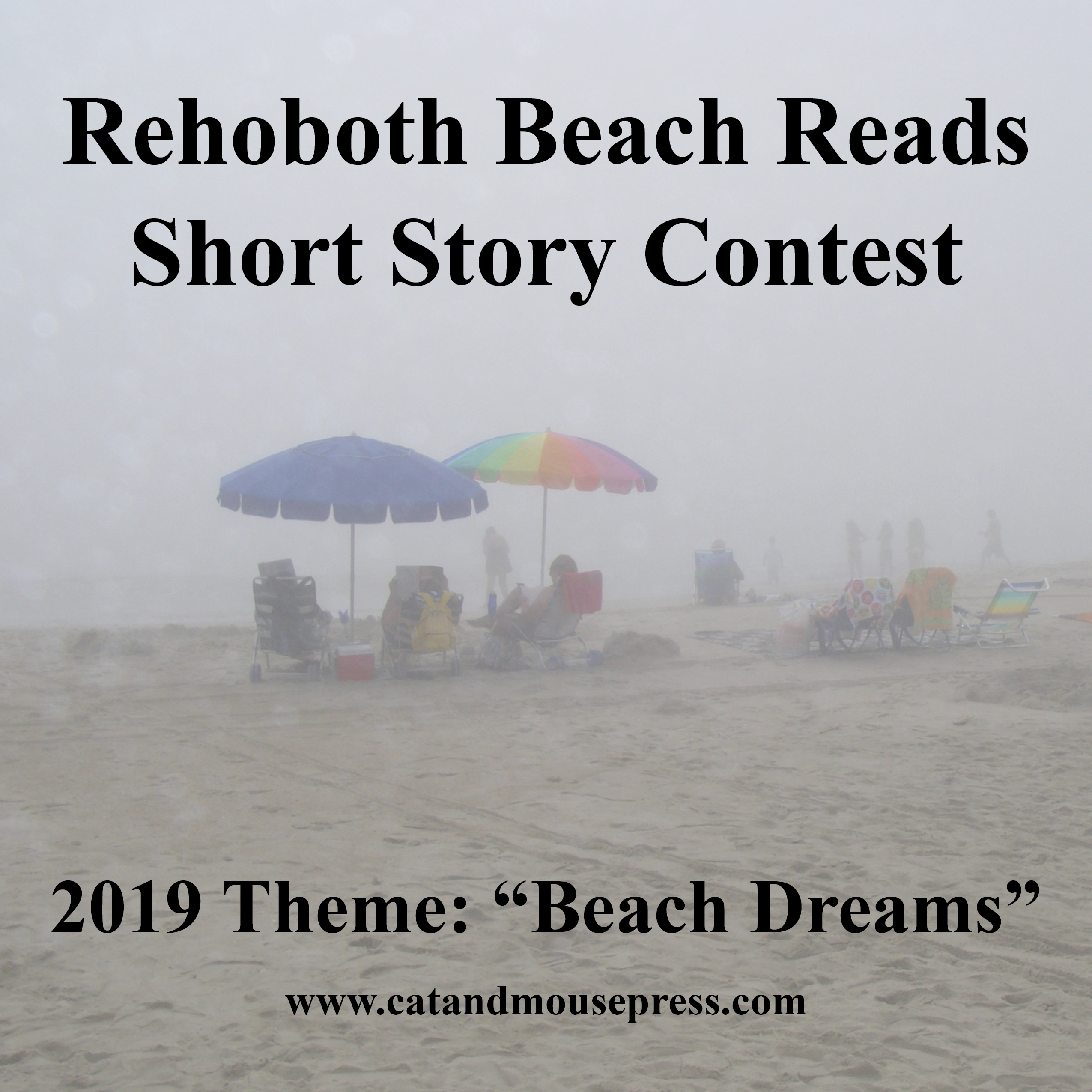 The Rehoboth Beach Reads Short Story Contest - Cat and Mouse Press