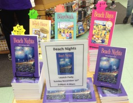 Rehoboth beach reads display