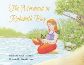 Mermaid in Rehoboth Bay
