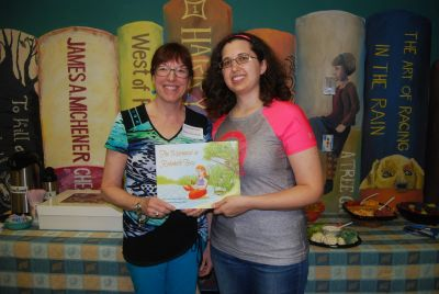Author and illustrator of The Mermaid in Rehoboth Bay