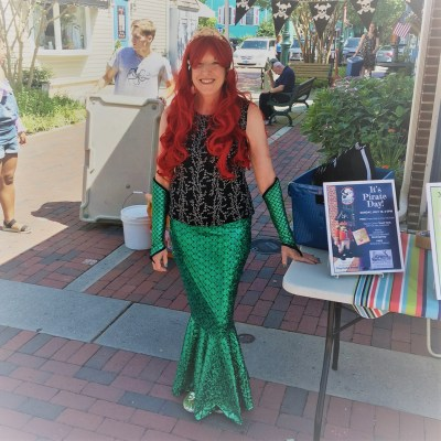 Mermaid signing