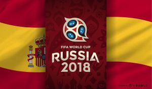 Foto: https://es.vexels.com/vectores/vista-previa/146168/copa-mundial-de-rusia-2018-con-la-bandera-de-espaa