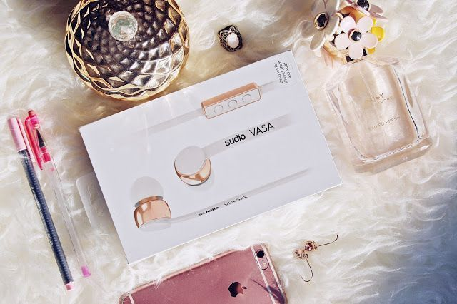 SUDIO VASA – Rose Gold White - unboxing, review, discount
