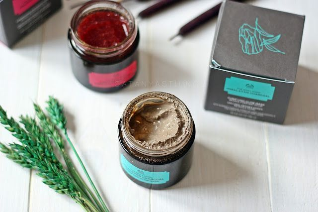 the body shop superfood masks review