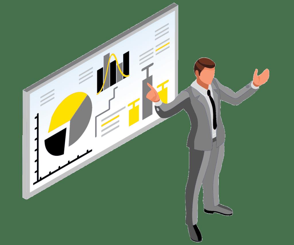 Reach your goals presentation