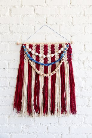 Americana weaving