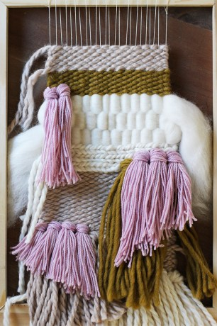chunky weaving two